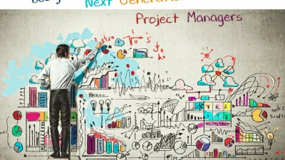 Viisual design next generation project managers