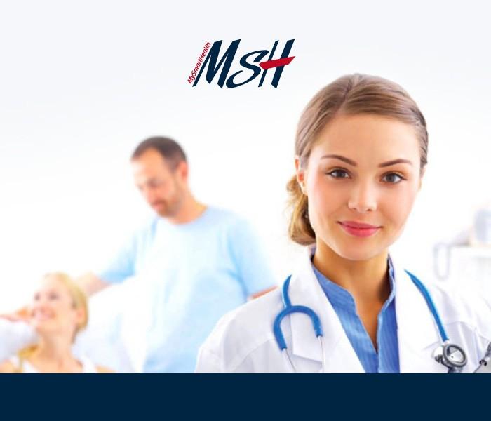 Visual MSH - My Smart Health